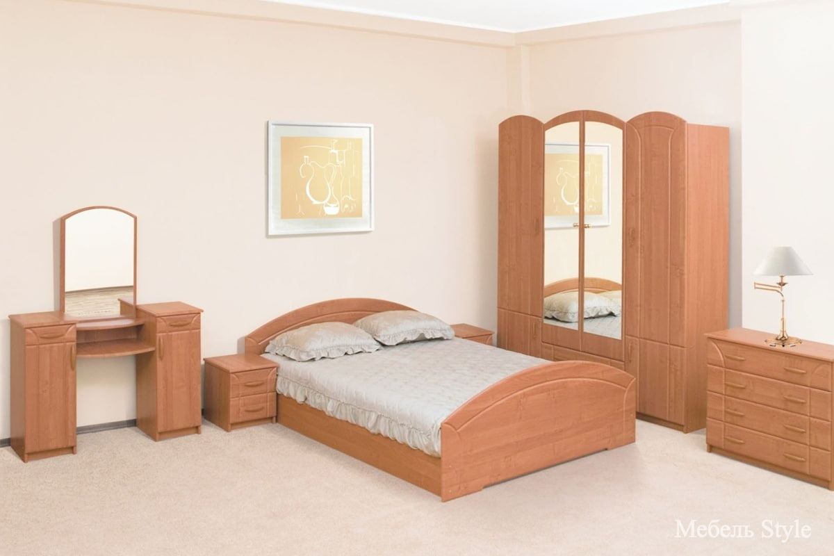 Купить мебель для спальни в Калуге