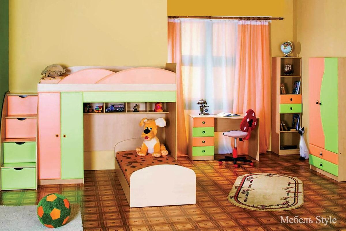 Мебель для детской комнаты в Калуге